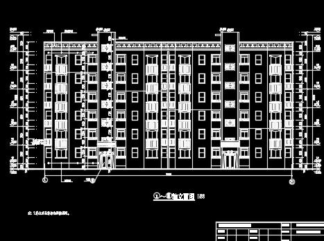 小区六层住宅楼毕业设计