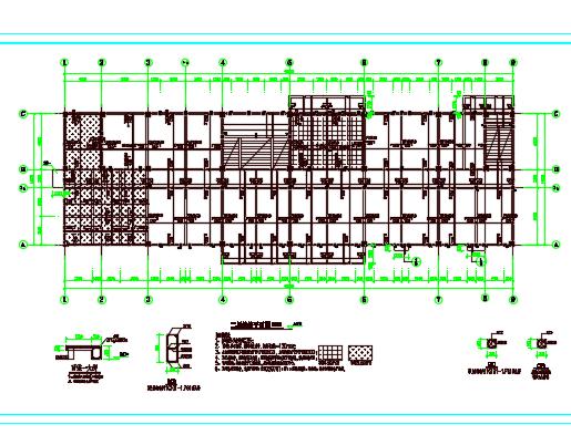 两层办公楼工程概预算实例