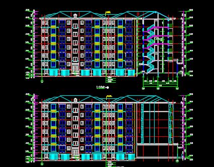 大型公租房项目建筑工程预算书(图纸)