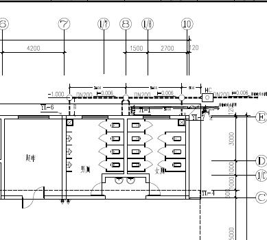 某加油站给排水工程预算图纸实例(含造价)免费上代表_13aa什么图纸图片