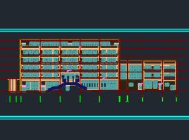 某学校框架结构综合楼工程预算(含图纸)