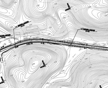 图纸改扩建图纸施工图免费下载-工程公路怎么一部分把公路图片