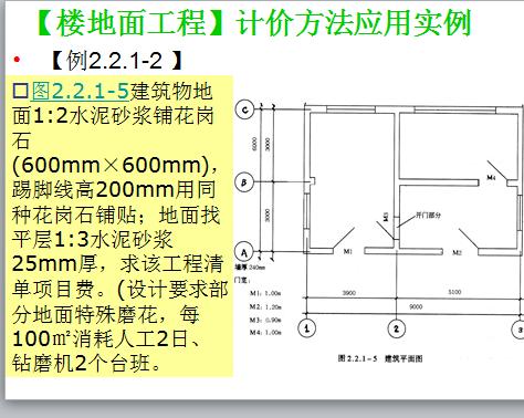 装饰装修工程计价应用实例