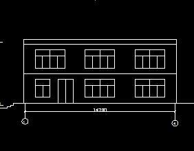 二层住宅楼设计及投标文件编制毕业设计