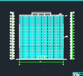 十五层住宅楼工程量清单及毕业设计(含图纸)