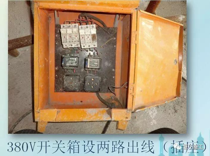 临时用电安全生产及常见问题分析(图29)