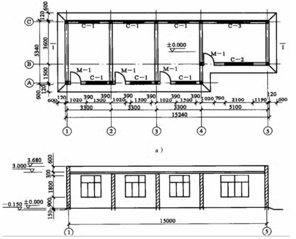 女囹b�x�_如何计算一砖内外墙工程量?