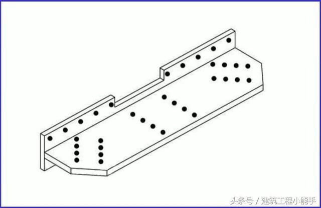 钢梁的种类 ※ 钢板梁 ※ 钢桁梁 ★ 下承式简支栓焊梁 ★ 钢梁结构图