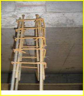 砖混结构柱钢筋图集