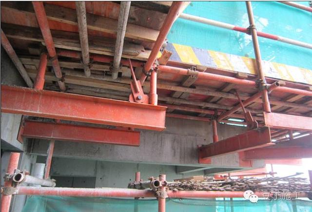 外脚手架连墙件规范_脚手架拆除施工要点 - 结构设计知识