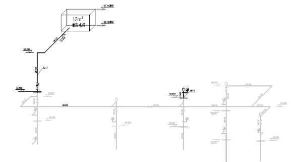 室內消火栓系統施工圖識圖實例講解