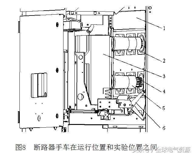 高压开关柜结构