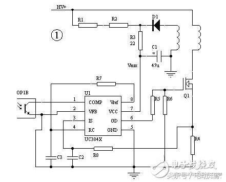 几种常见开关电源电路图 - 建筑电气知识