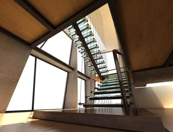 科普一下楼梯的基础知识,设计要点与计算方式!图片