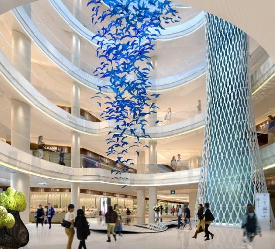 购物中心的动线该如何设计?