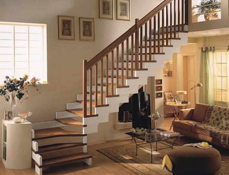 通俗易懂的楼梯设计技巧大全,菜鸟也能学会!