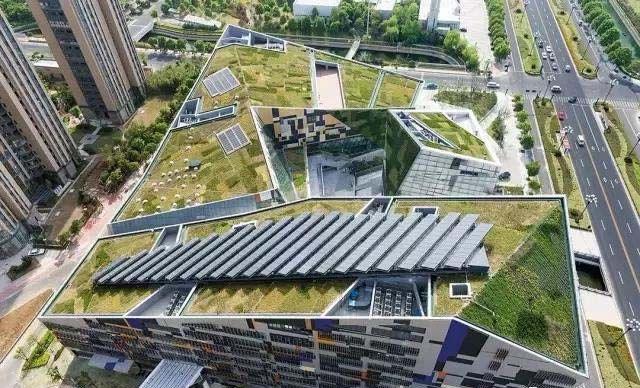 超漂亮的屋顶花园设计
