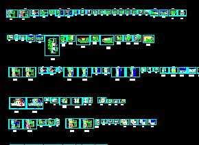 单元幕墙节点详图