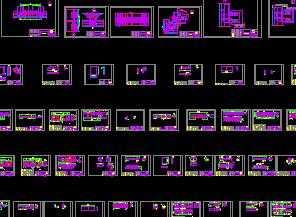 180隐框幕墙工艺节点图