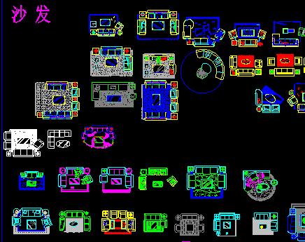 CAD图库