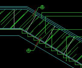 楼梯连接点图块