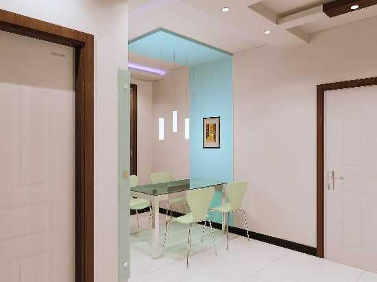 黑胡桃两室两厅 - 装修效果图