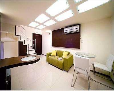 10平方小客厅经典设计 - 装修效果图
