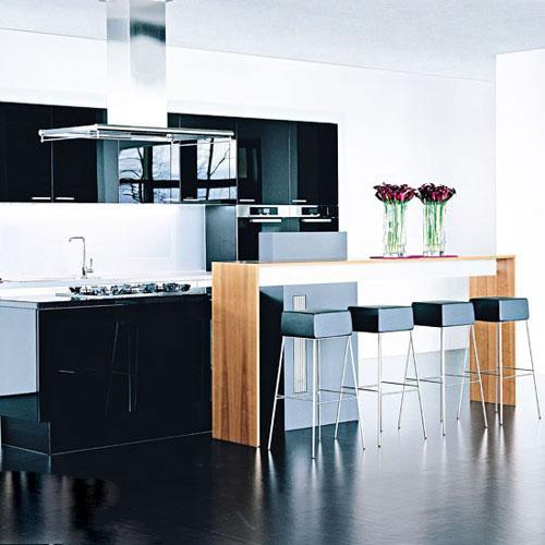 摩登生活 8个现代简约厨房设计