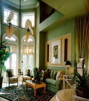 客厅装修效果图 秀欧式风格搭配