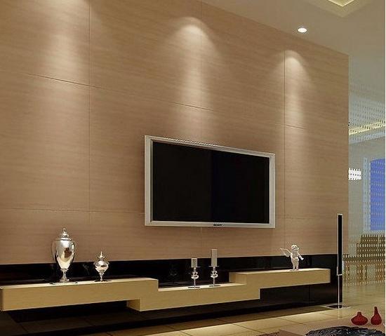欧式客厅电视背景墙 高清家庭 - 装修效果图