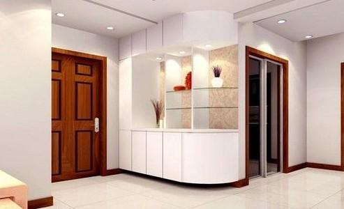 商品房欧式玄关设计