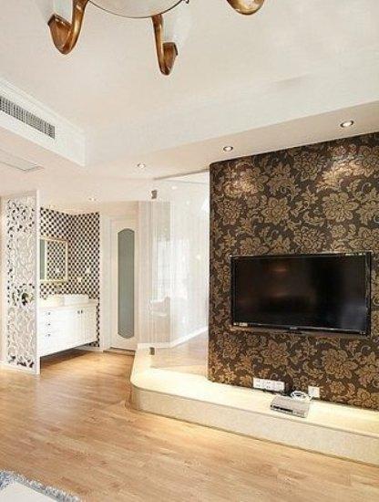 10万精工品质 半包新古典三居室设计
