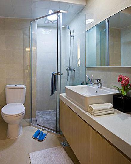 享受别致浴室间 注意浴室柜验收细节