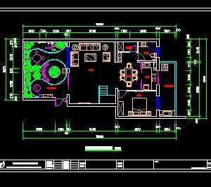 金华某复式楼入户花园及室内设计图图片