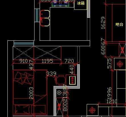 商品房室內施工圖免費下載 - 裝修圖紙 - 土木工程網