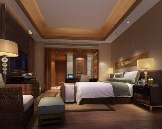 现代风格星级大酒店装修施工图纸v3
