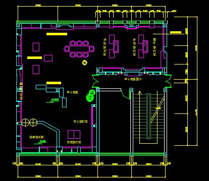 展示厅室内设计装修图