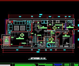 三层别墅装修平面设计图免费下载 - 装修图纸 - 土木