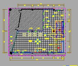 1252平米电影院装修施工图纸