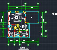 三层别墅装修施工图