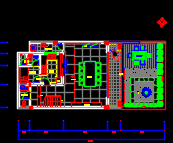 四层别墅装修施工图