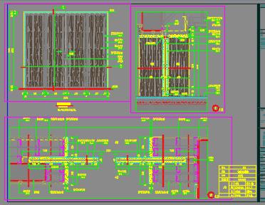 四居室样板间装修设计图纸(含软装设计方案、效果图)